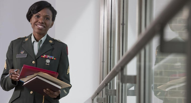 How Do You Get Access to Military Personnel Records?
