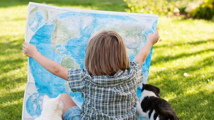 Can Free Printable Atlases Be Found Online?
