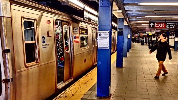 Is the New York City Subway Map Easy to Read?