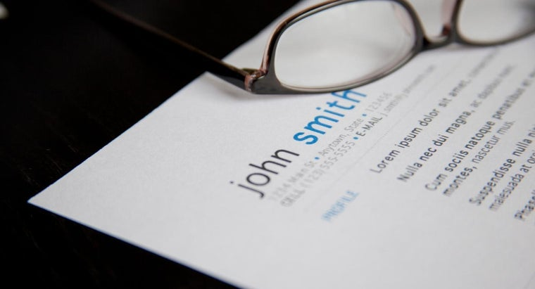 What Are Good Skills to List on Your Resume?