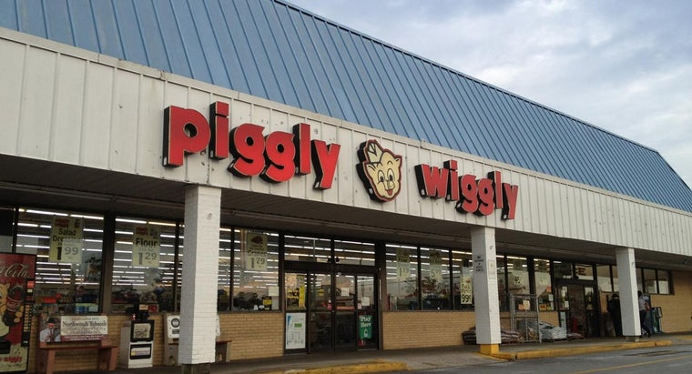 Does the Piggly Wiggly Chain Publish Store Ads Online?