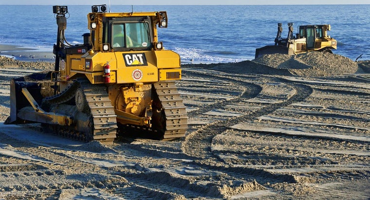 What Is the Caterpillar D12 Bulldozer Useful For?