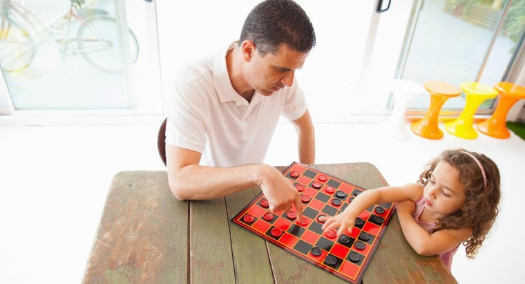 What Are the Official Rules of Checkers?