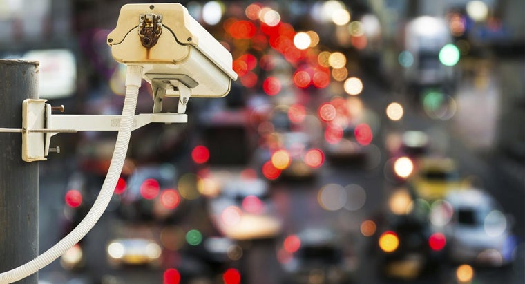 What Are VDOT Traffic Cameras?