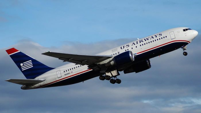 When is the earliest that you can check-in for a U.S. Airways flight?