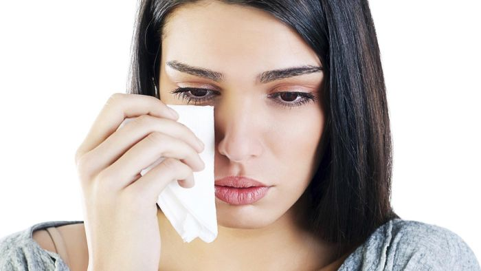 What are home treatments to cure watery eyes?