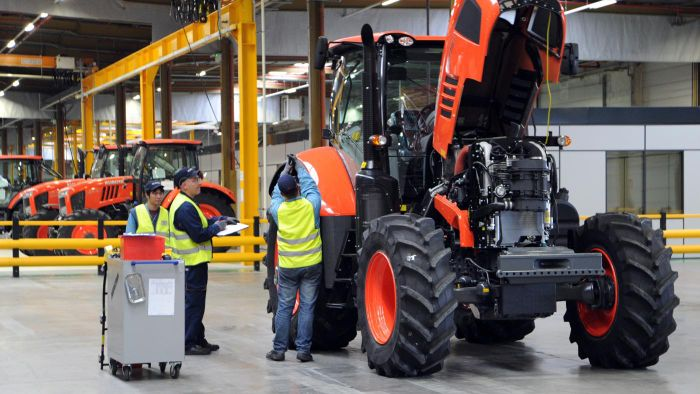 Where Can You Buy a New Kubota Tractor?