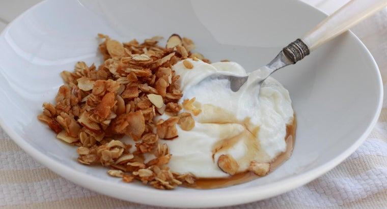 What Are Some Good Probiotic Yogurts?