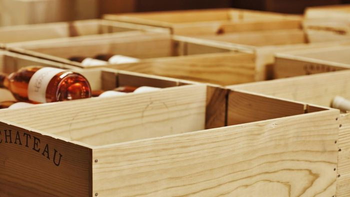 What Can You Make With Empty Wooden Wine Boxes?