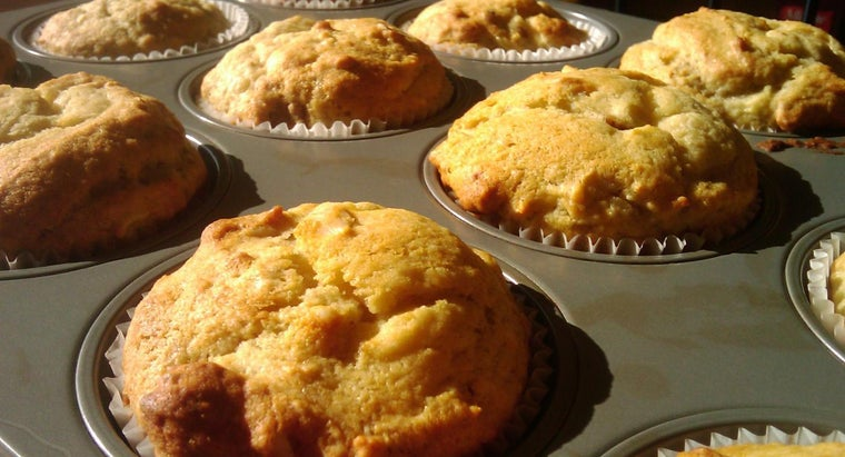 What Is a Simple Recipe for Banana Muffins?