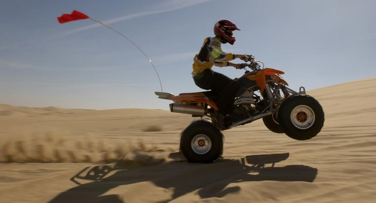 What Are Some Four-Wheeler Games?