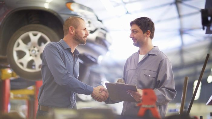 Where Can Auto Repair Guides Be Accessed?