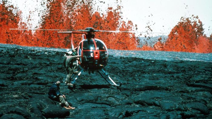 Where Can Learn About the Different Volcanoes in Hawaii?