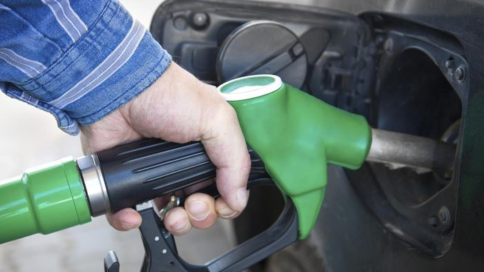 What is a fuel pump used for?