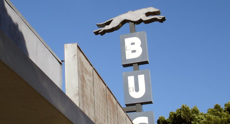 How Can You Find Greyhound Bus Line Schedules?