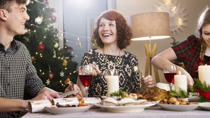 What are some ideas for Christmas dinner?