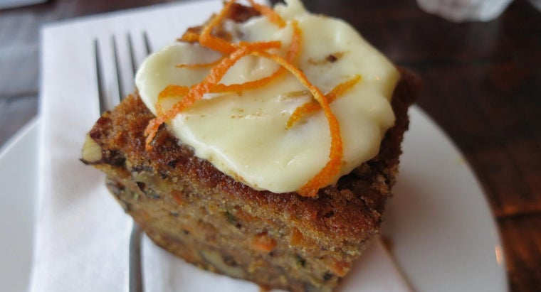 What Is a Simple Carrot Cake Recipe?