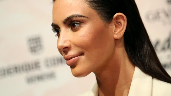 Was Kim Kardashian a Model?
