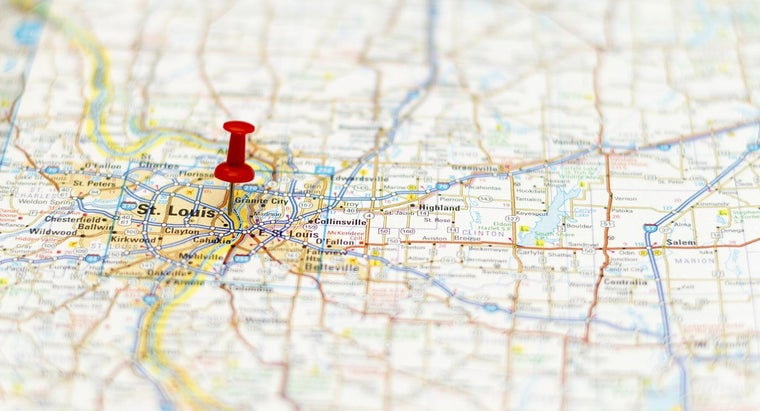 Where Can You Download Maps of Missouri Online?