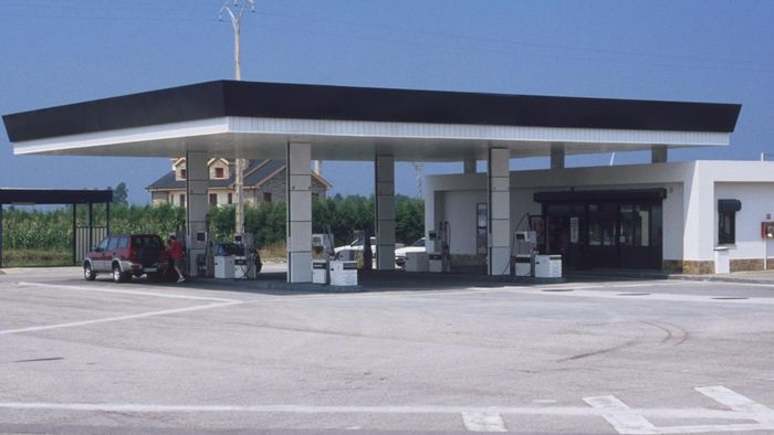 Which Companies Have the Most Gas Stations?