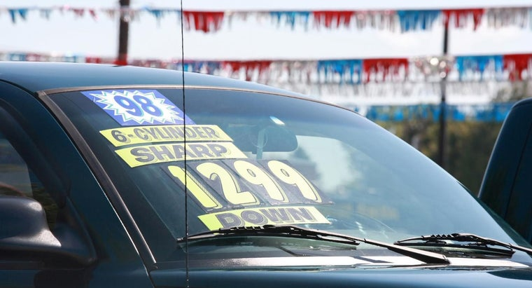 Where Can You Find Bargain-Priced Used Cars?