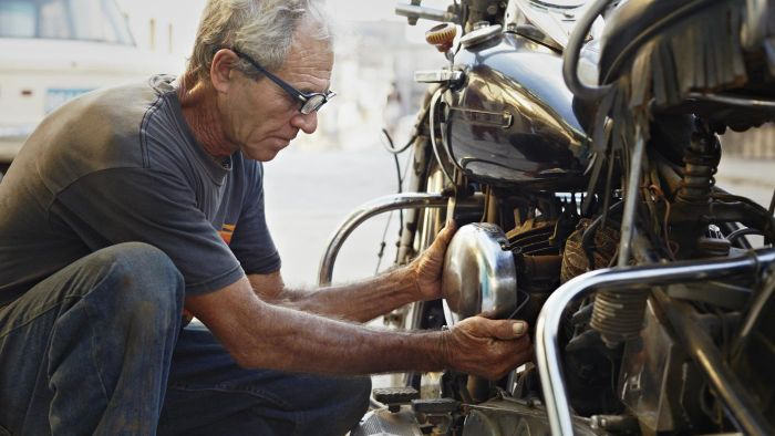 What Should You Look for in a Good Motorcycle Mechanic?