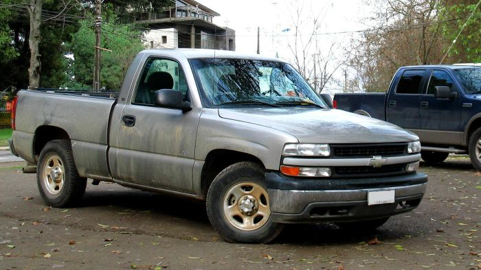 What Is the Towing Capacity of a Chevy 1500?