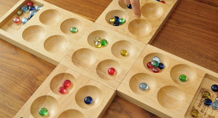 Where Can You Find Mancala Game Instructions?