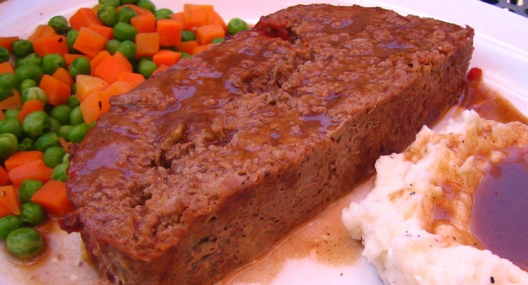 What Are Some Easy Recipes for Meatloaf Gravy?