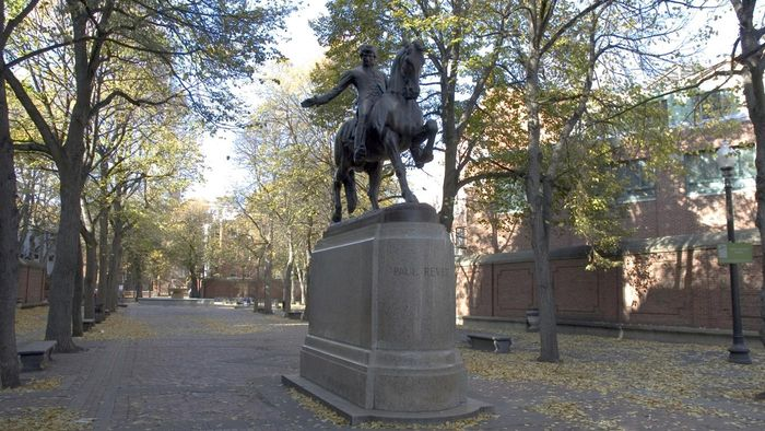 Where Can You Find Facts About Paul Revere?