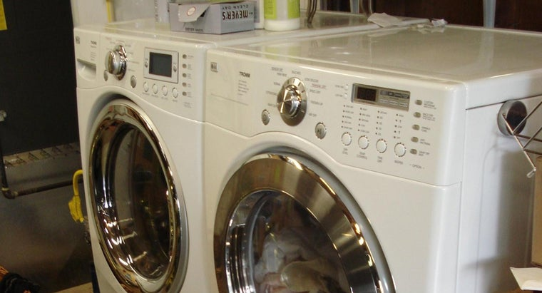 What Products Can You Buy to Eliminate the Odor Inside a Front-Load Washer?