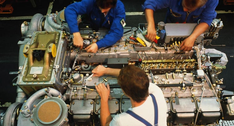 What Are Some Typical Values of Used Marine Diesel Engines?