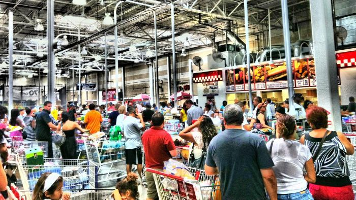 Is Online Shopping From Costco Available in California?
