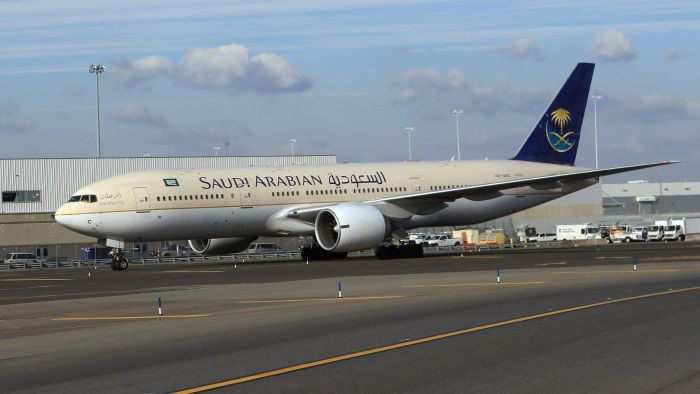 Who owns Saudi Arabian Airlines?