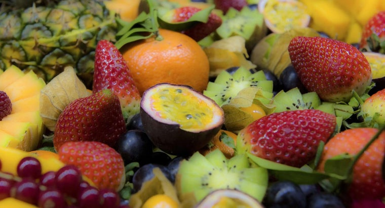 Which Fruits Have the Highest Iron Content?