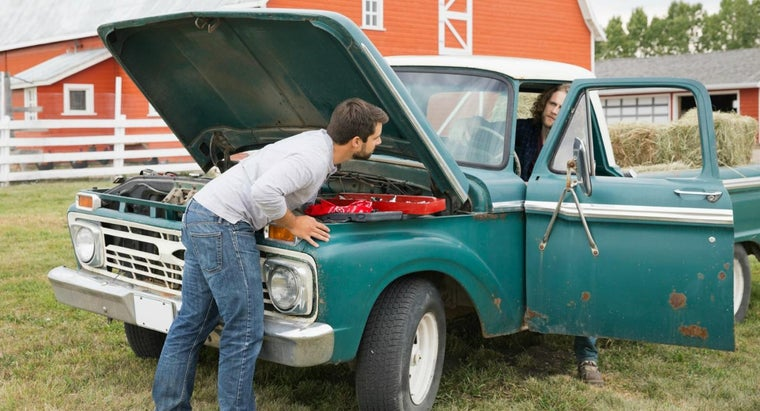 Why Is My Truck Leaking Transmission Fluid?