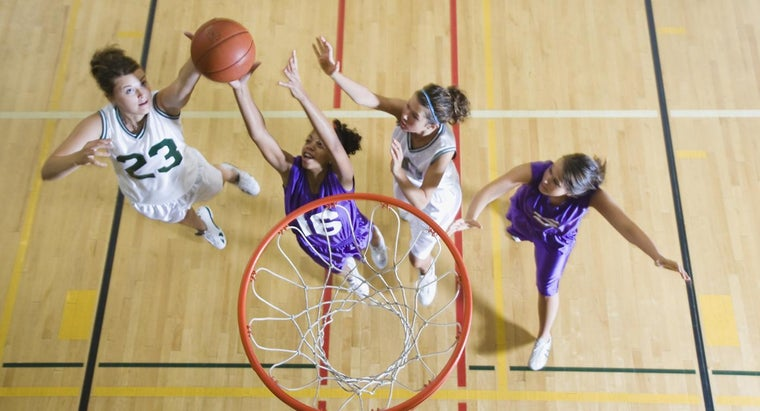Where Can You Find the Results of Girl's Regional Basketball Tournaments?