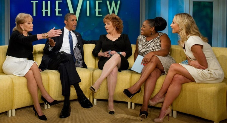 """Where Can You Find a List of Upcoming Guests on """"The View""""?"""