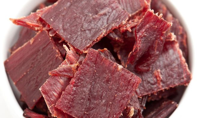 What Is a Simple Recipe for Beef Jerky?
