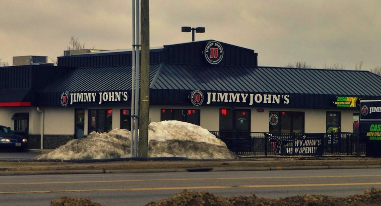 How Can You Find a Local Jimmy John's?