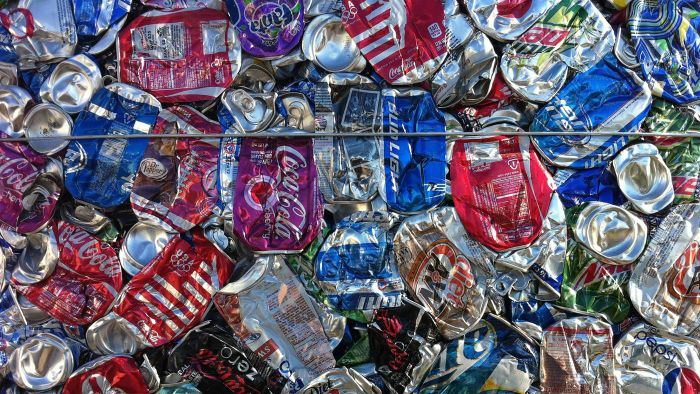 How Much Do You Get for Recycling Aluminum Cans?