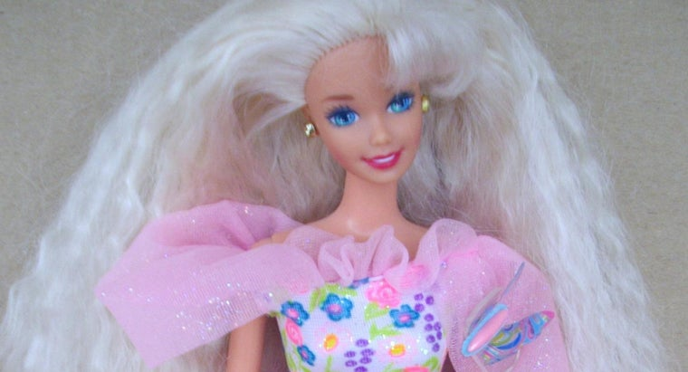 What Are Some Fun Barbie Princess Games?