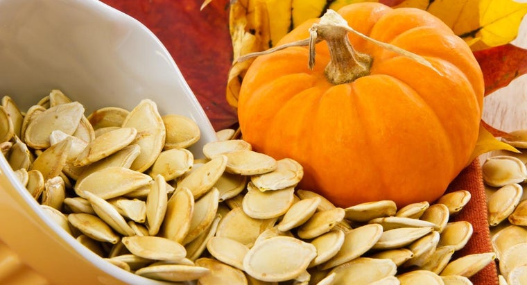 What Are Some Good Recipes for Roasting Pumpkin Seeds in an Oven?