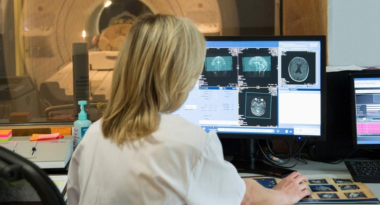 What Does a White Spot on a Brain MRI Mean?