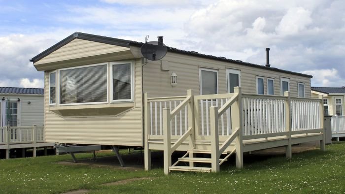 Beautiful What Are Some Ideas For Mobile Home Porches And Decks?