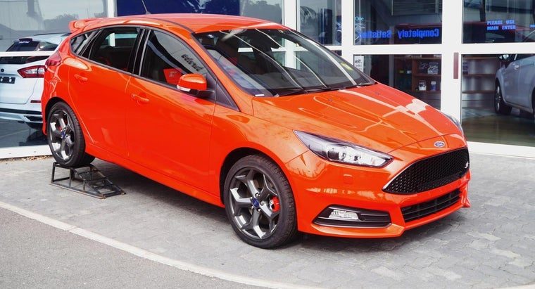 What Are the Details of the Ford Focus Transmission Recall?