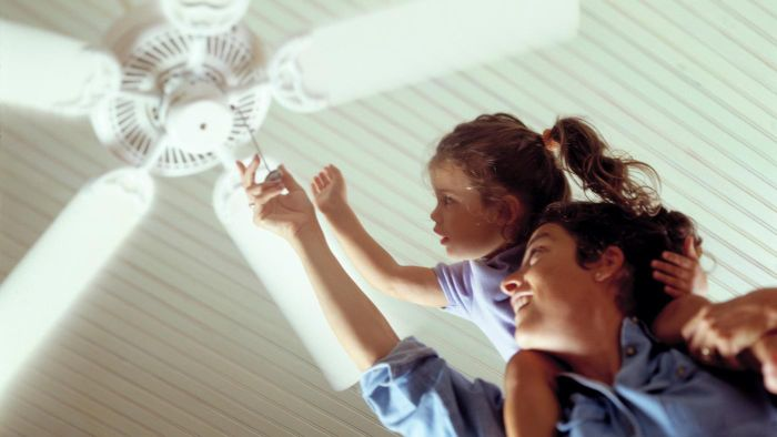 How Do You Install a Ceiling Fan and Light?