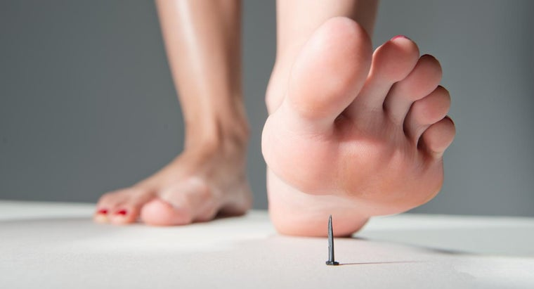 What Causes Painful Feet?