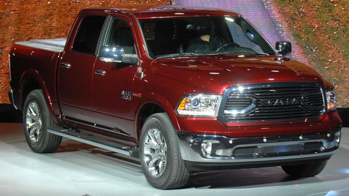 Have there been any recalls on Dodge Ram 1500?