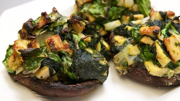 What Is a Simple Recipe for Stuffed Mushrooms?